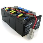 Replacement Backup Battery for APC™ RBC25