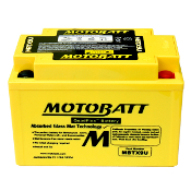 MotoBatt MBTX9U AGM QuadFlex Battery